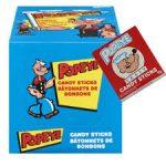 Popeye Candy Sticks display