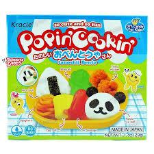 Popin Cookin Tanoshi Bento
