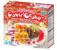 Popin Cookin Tanoshi Waffle