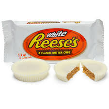 Reese Peanut Butter Cup White