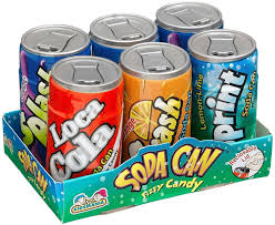 Soda Blasters Candy