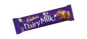 UK Cabury Dairy Milk 45g