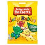 UK Jelly Babies 190g