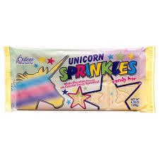 Unicorn Sprinkle Bar