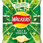 Walkers Crips Salt & Vinegar
