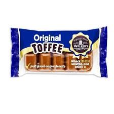 Walkers Toffee Original