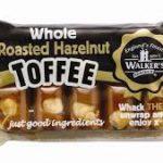 Walkers Toffee Hazelnut