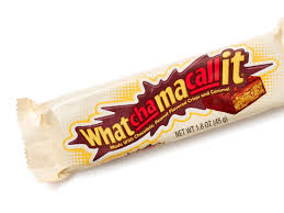 Whatchmacallit bar