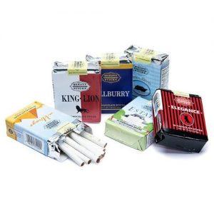 Chocolate Cigarettes