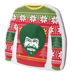 Bob Ross Merry Bob Ross Tin