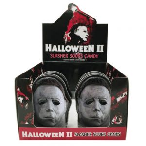 Michalel Meyers Head Halloween II tin