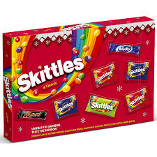 Skittles & Friends Selection Box
