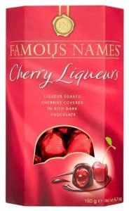 UK Famous Names Cherry Liquor