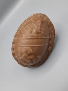 Traditional Milk Chocolate Egg