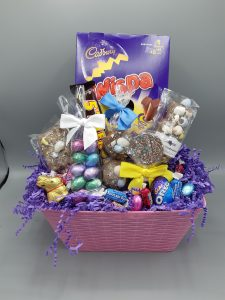 Large Easter Basket 2