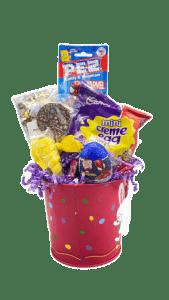 Spiderman Themed Easter Basket 25