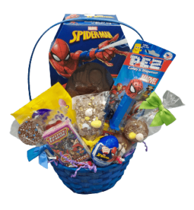 35 Spiderman Easter Basket