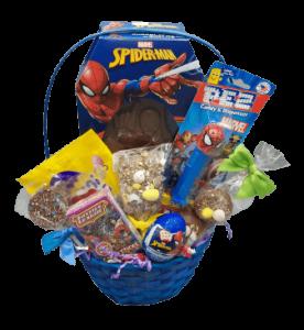 35 Spiderman Easter Basket