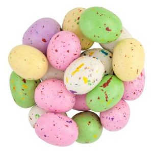 JB Speckled Chocolate Malt Eggs - 10 lbs