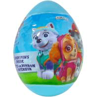 Paw Patrol Candy Surprise Egg 21g