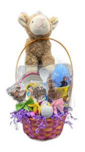 Princess Melamine Breakfast set Easter Basket 39.95