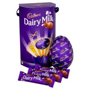 UK Cadbury dairy milk 286g