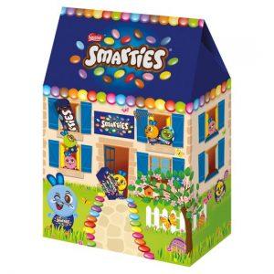 UK Smarties house 104g