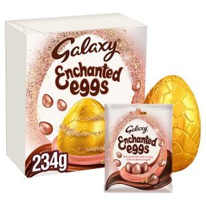 UK Galaxy enchanted eggs 234g