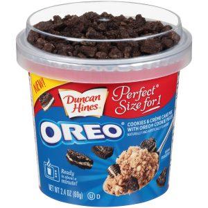Duncan Hines Oreo Cake Mix