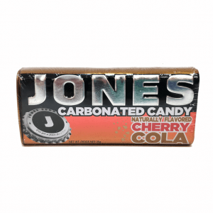 Jones Carbonated Soda Cherry Cola
