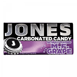 Jones Carbonated Candy Grape