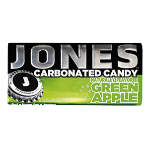 Jones Carbonated Candy Green Apple